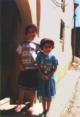 Girls in Masuleh