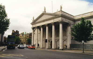 The Bank of Ireland